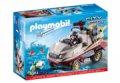 Playmobil City Action 9364 - Amfibiekøretøj - Gucca