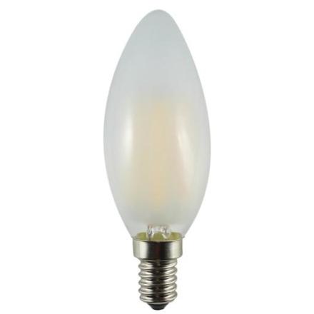HiluX K2 LED Kron 3,5W/927 (35W) E14 dimbar - Matt
