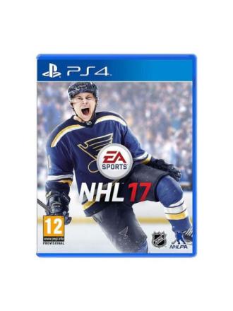 NHL 17 (Nordic) - Sony PlayStation 4 - Urheilu – muut