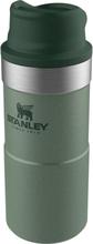 Stanley Classic Trigger-Action Travel 0,35L Termosmugg Grön OneSize