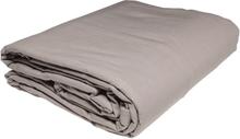 Påslakan LIVINGSTONE (240x220 cm, Silvergrå)