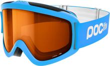 POC POCito Iris Goggles Barn fluorescent blue 2019 Skidglasögon & Goggles