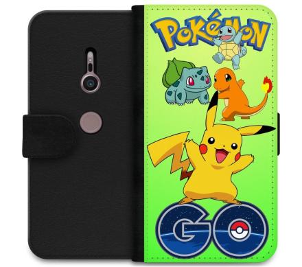 Sony Xperia XZ2 Plånboksfodral Pokemon Go - CDON.COM