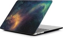 MacBook Pro 13 Touchbar beskyttelses deksel med printet bilde - stjerne himmel
