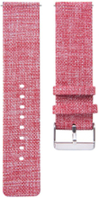 Suunto 3 Fitness klokkereim av nylon stoff - rose