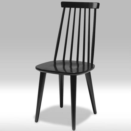 Tremmestol sort sidste 2
