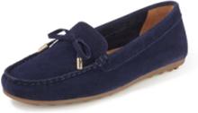 Loafers oxmocka från Peter Hahn blå