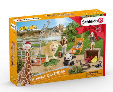 Schleich - Wild Life Adventskalender 2018