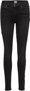 Julie Jeans Skinny Jeans Sort Twist & Tango