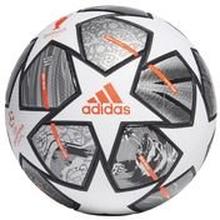 adidas Jalkapallo Champions League Finale 2021 Ottelupallo 20Y - Valkoinen/Hopea/Hopea