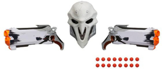 Nerf Rival Overwatch Reaper Wi - Nerf Rival Overwatch beskytter