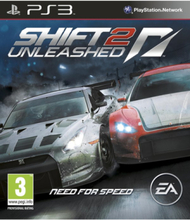 Need for Speed Shift 2: Unleashed - Sony PlayStation 3 - Racing