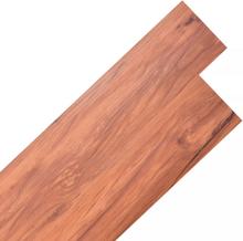 vidaXL Självhäftande PVC-golvplankor 5,02 m² 2 mm naturlig alm