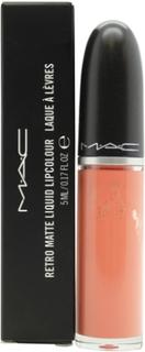 MAC Retro Matte Flydende Læbestift - Mango Mango