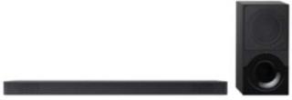 HT-XF9000 - lydbarsystem - til hjemmebiograf - trådløs