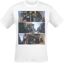 Beastie Boys - Street Images -T-skjorte - hvit