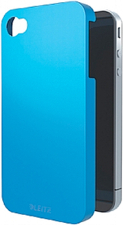 LEITZ Skal för iPhone 4/4S Leitz WOW blå
