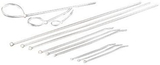 ROLINE Plastic Cable Ties White 250mm *100-Pack*