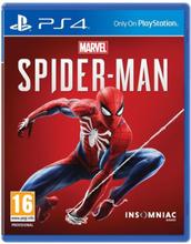 Spider-Man (2018) - Playstation 4 (begagnad)