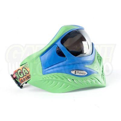 V-Force Grill Cowabunga LTD Edition - Green/Blue