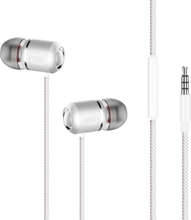 Champion Champion Headset In-Ear Hvid Metallic