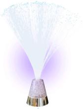 Ice Flake Fiber Lamp