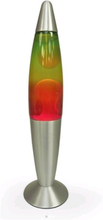 Lava lamp multicolor 34 cm