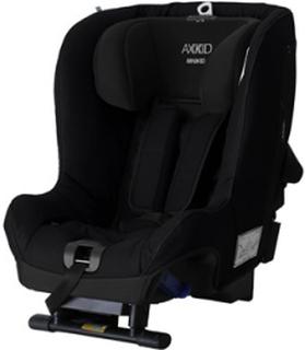 Axkid - Minikid Bilstol 0-25 Kg - Svart