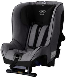 Axkid - Minikid Bilstol 0-25 Kg - Grå