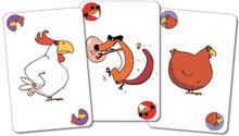 Djeco - Kortspelet Piou Piou