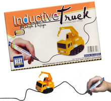 Mitrotrading Magic Inductive Toy - Magic Toy Truck