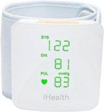 Blodtrykksmåler BP7S View Smart Wrist Blood Pressure Monitor with Display