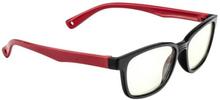 Anti Blue Light-Briller til Børn - Sort og Rød