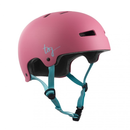 TSG Evolution Women Solid Color Satin Hjelm