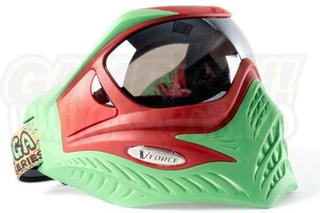 V-Force Grill Cowabunga LTD Edition - Green/Red