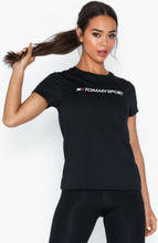 Tommy Sport Tee Chest Logo