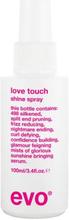 evo smooth - love touch shine spray