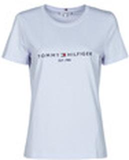 Tommy Hilfiger T-shirts med korta ärmar TH ESS HILFIGER C-NK REG TEE SS Tommy Hilfiger