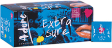 Adore Extra Sure condoms 144pcs