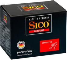 Sico Sensitive - 50 Condoms
