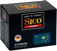 Sico XL - 50 Condoms