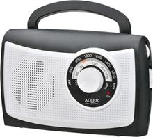 Adler AD 1155 Radio - Draagbaar