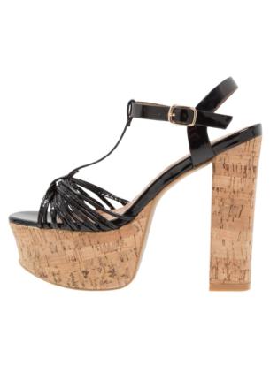 Tata Italia Sandaler med høye hæler black