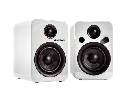 BREEZE XL Vit - Aktiva högtalare
