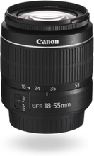 Canon EF-S 18-55mm f/3.5-5.6 III Objektiv (Weiße Kiste)