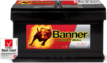 BANNER POWER BULL 80 AH