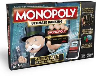 Spel Monopol Ultimate banking