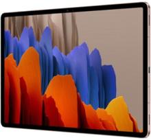 """Galaxy Tab S7 Plus 12.4"""" 128GB 5G - Mystic Bronze"""
