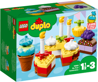 Mitt första kalas, LEGO DUPLO My First (10862)