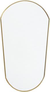 Nordal Spegel Oval Guldfinish 51 cm